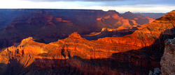 Mather Point Panorama 1