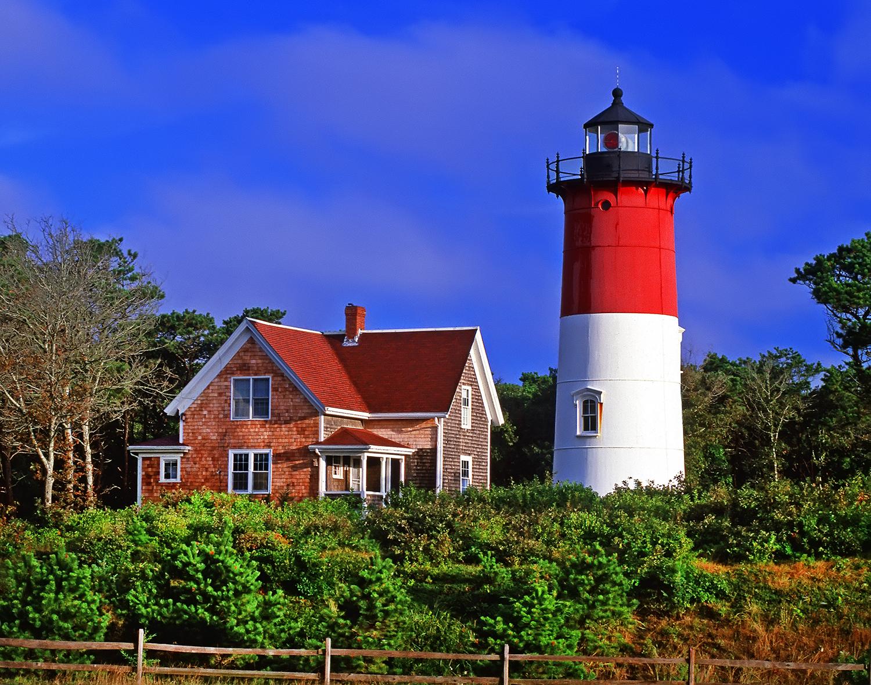 Nauset Beach Lighthouse, Cape Cod NS