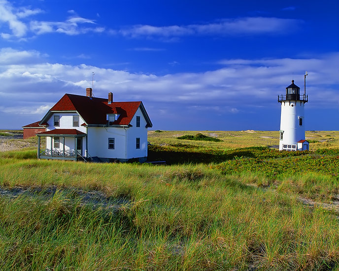 Race Point Lighthouse, Cape Cod NS