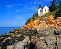 Bass Harbor Head Lighthouse, Acadia NP