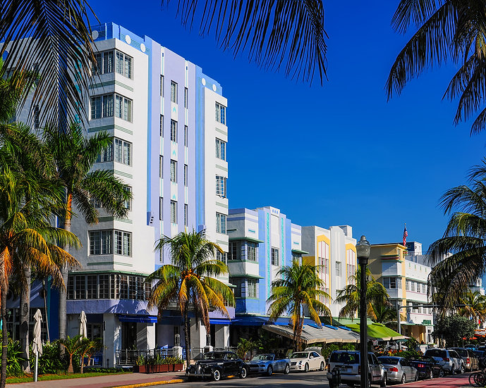 6th to 7th Streets, South Beach