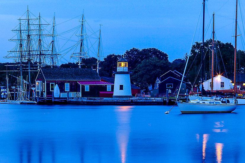 Mystic Seaport, Connecticut