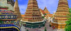 National Palace in Bangkok, Thailand