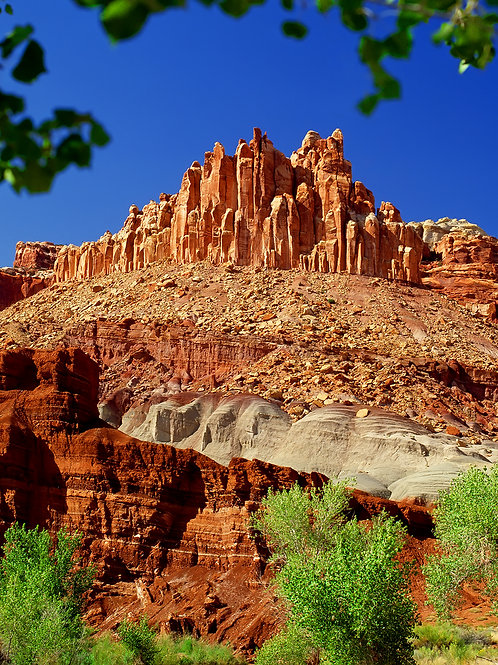 The Castle, Capitol Reef National Park
