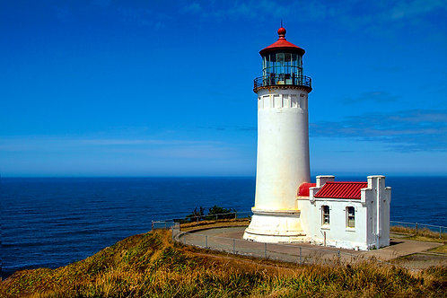 Cape Ilwaco (North Head), Washington