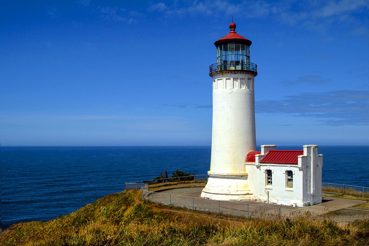 Cape Ilwaco (North Head), Washington