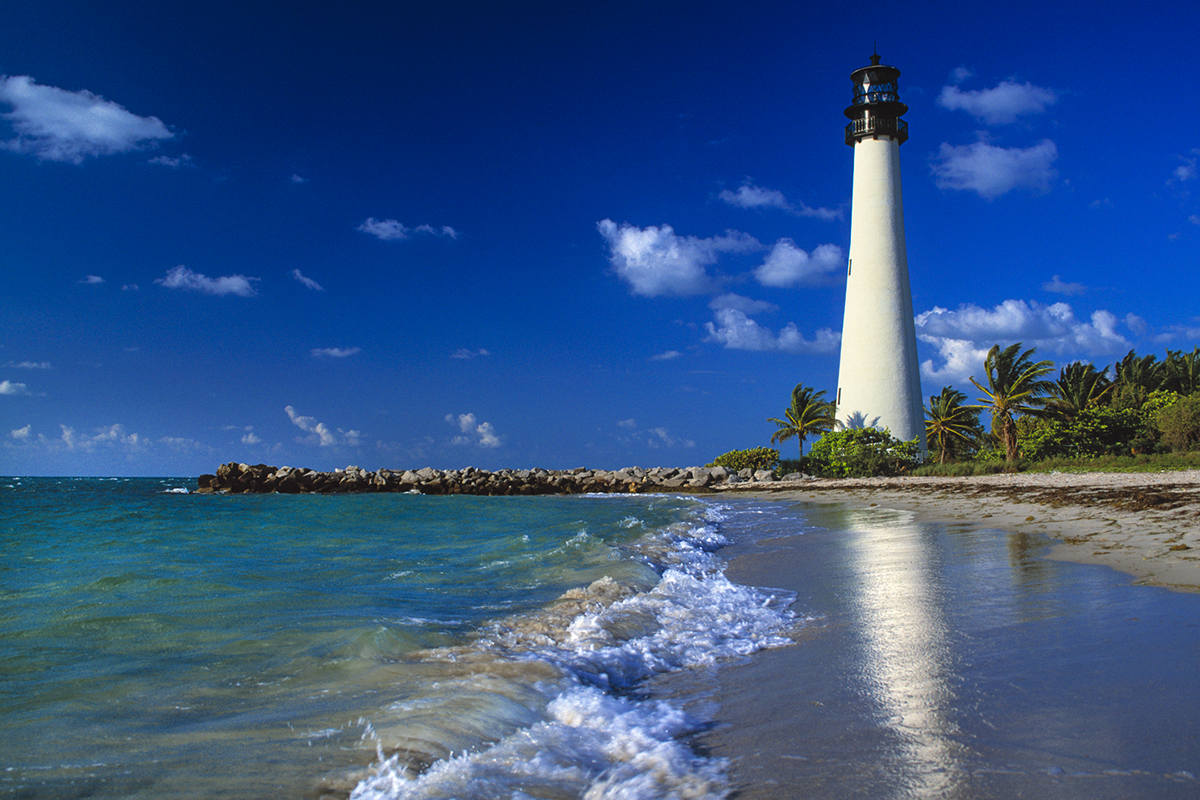 Cape Fla, Key Biscayne, Florida