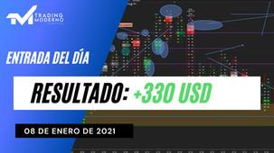 *VIDEO*  Entrada del día + 330 USD