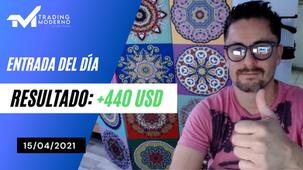 ANALISIS DE ENTRADA ACCIÓN DE PRECIO + VOLUMEN OFA