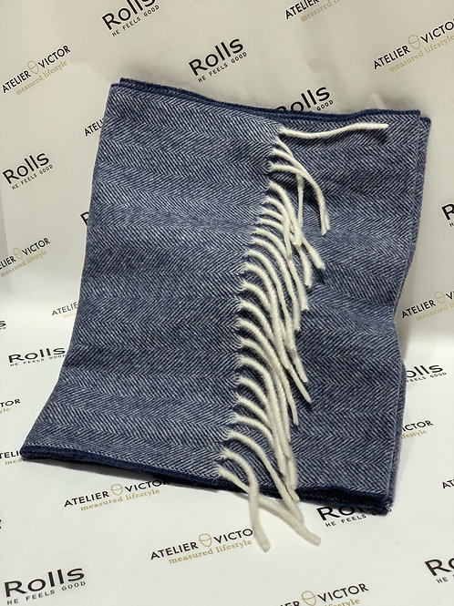 Sjaal ETON Blauw Beige