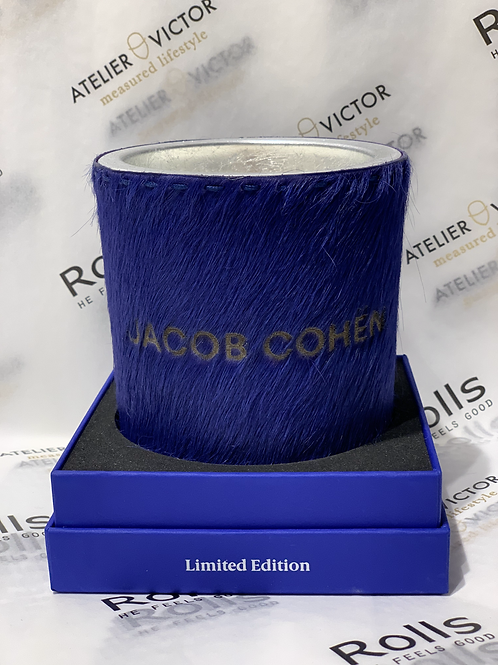 Jacob Cohën Kaars Royal Blauw