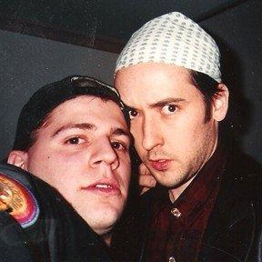 John Cusak with Christian Stavrakis