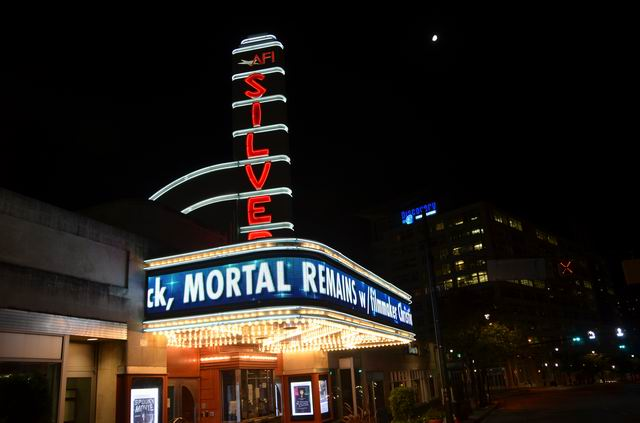 MORTAL REMAINS Premiere at the AFI