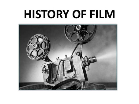 THE FIVE KEY YEARS OF CINEMA HISTORY… AND THE ADDITIONAL YEARS WE SHOULD BE ADDING