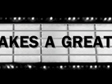 THE FOUR KEY ELEMENTS OF GREAT FILMMAKING