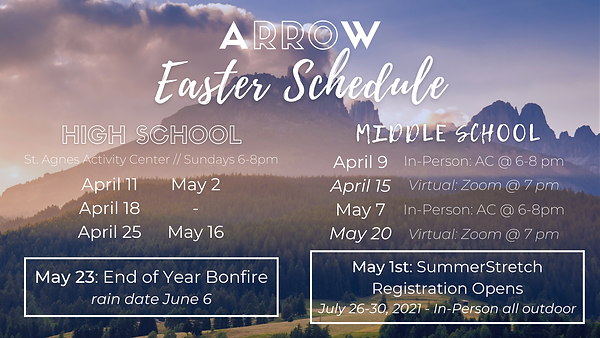ArW Easter Schedule.png