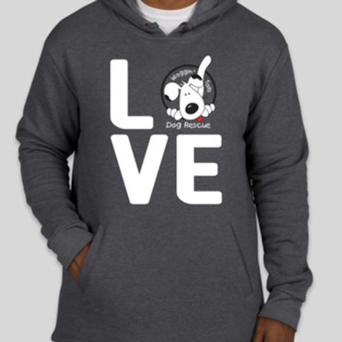 Love Hoodie - Midnight (Navy)  **CURRENTLY SOLD OUT**