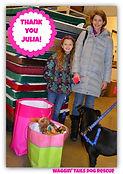 Donations 11-22-2014_JuliaBDay Mom Marci