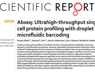 Abseq - A New Era of Unlimited Multiplexing in Cytometry?