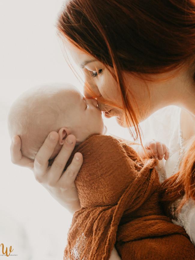 vauvakuvaus Studio Wisuals