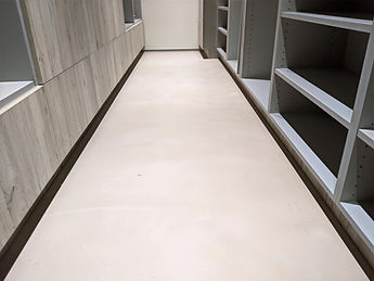 CONCRETE OVERLAYMENT, SKIM COAT, NEW CONCRETE FLOORS, STAINED CONCRETE FLOORS, CLASSY FLOORING, FARMHOUSE FLOORING
