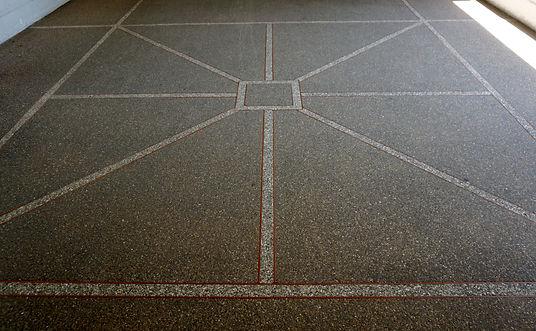 Terrazzo floor rough texture beautiful p