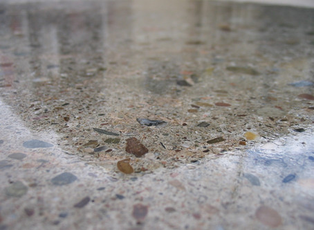 Polished Concrete Floors and Our Design Process