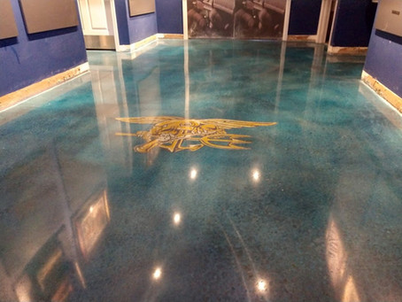 The Top 5 reasons Why Concrete Polishing Has Become So Popular!!!!
