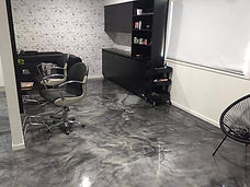 metallic epoxy, SWIRL EPOXY, MARBLE LOOKING FLOOR, CLASSY FLOOR