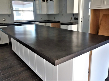 Common Questions About Concrete Countertops