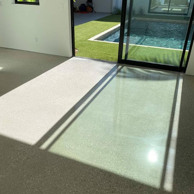 Natural Polished Concrete