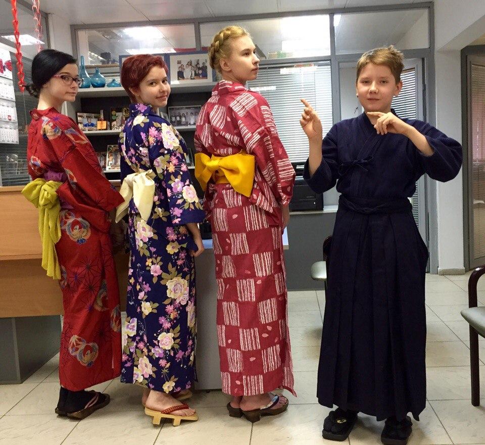 Японский в Красногорске