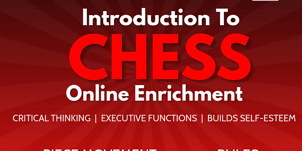 Introduction To Chess (Wednesdays)