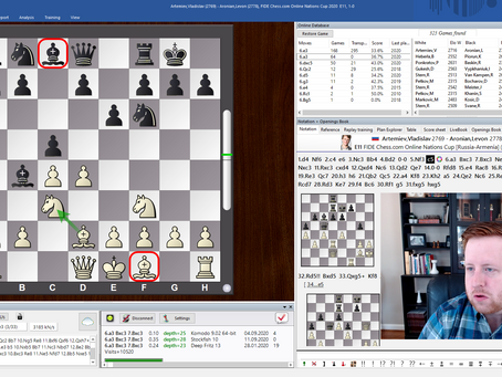 Why take chess lessons online?