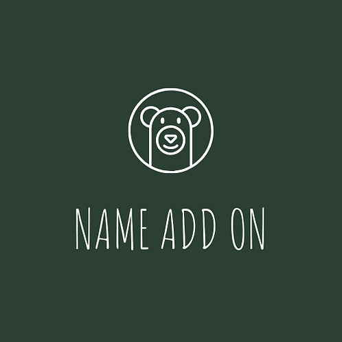 Name Add-On