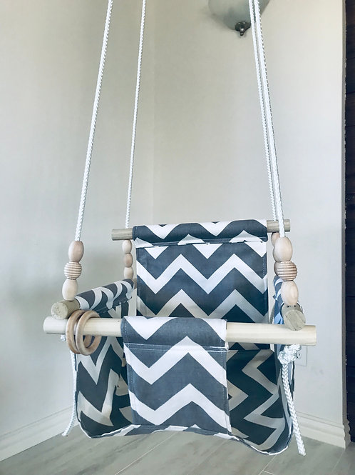 High Back Baby/Toddler Swing
