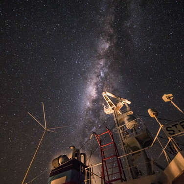 Milkyway from my ship