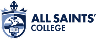 All saints college logo.png
