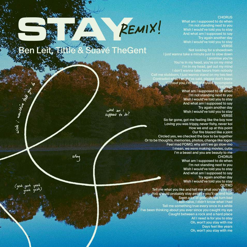 Stay (Remix)