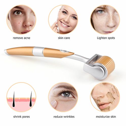 Derma roller needles