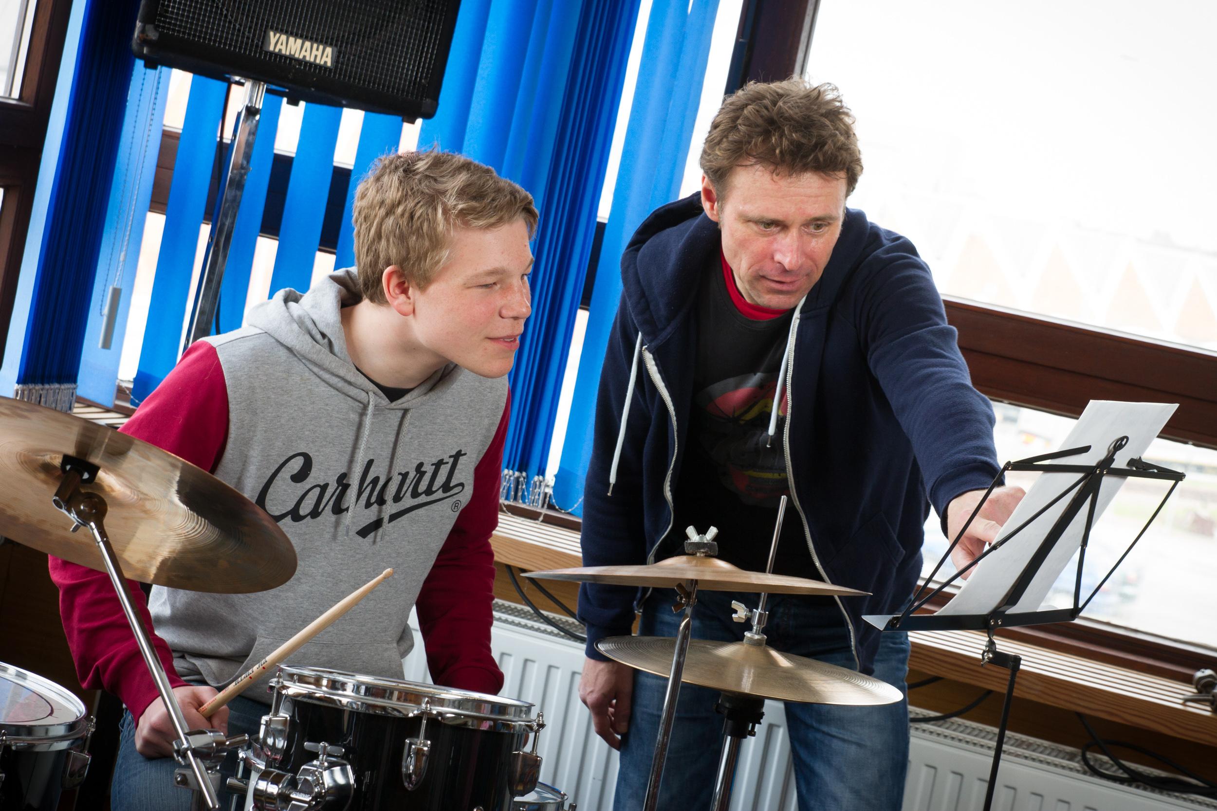 Schlagzeug Theorie