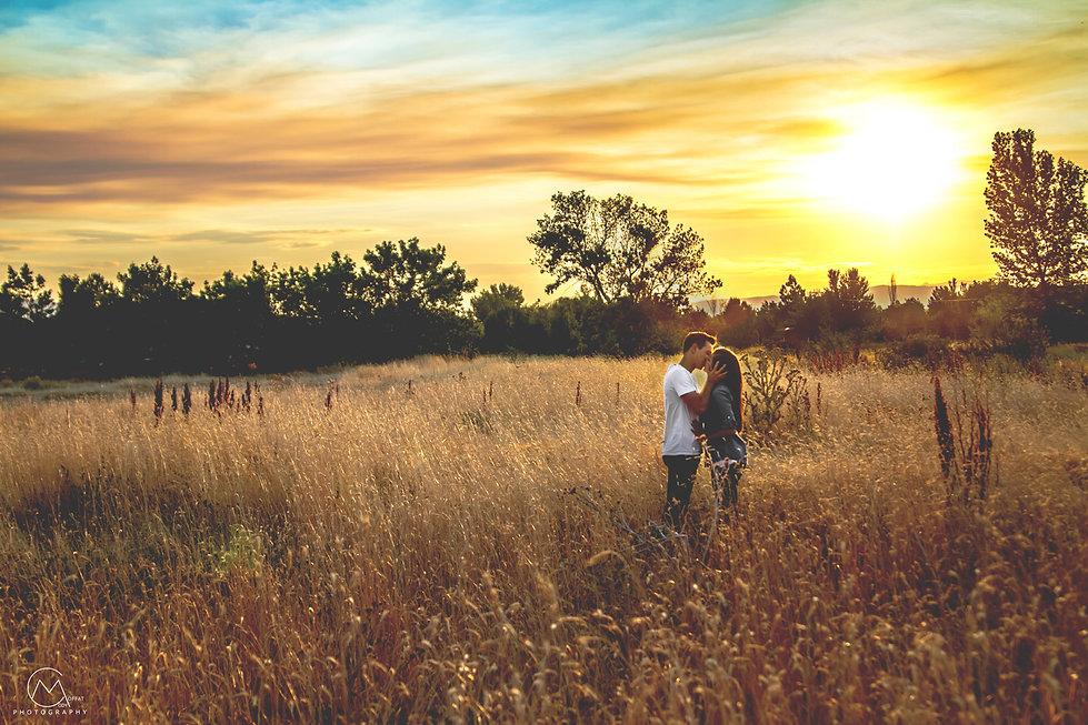 Utah Wedding Photography, Utah, Weddings, Utah Sunsets, Sprinville Utah Engagements, Cody Moffat