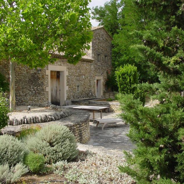 house & garden Valréas