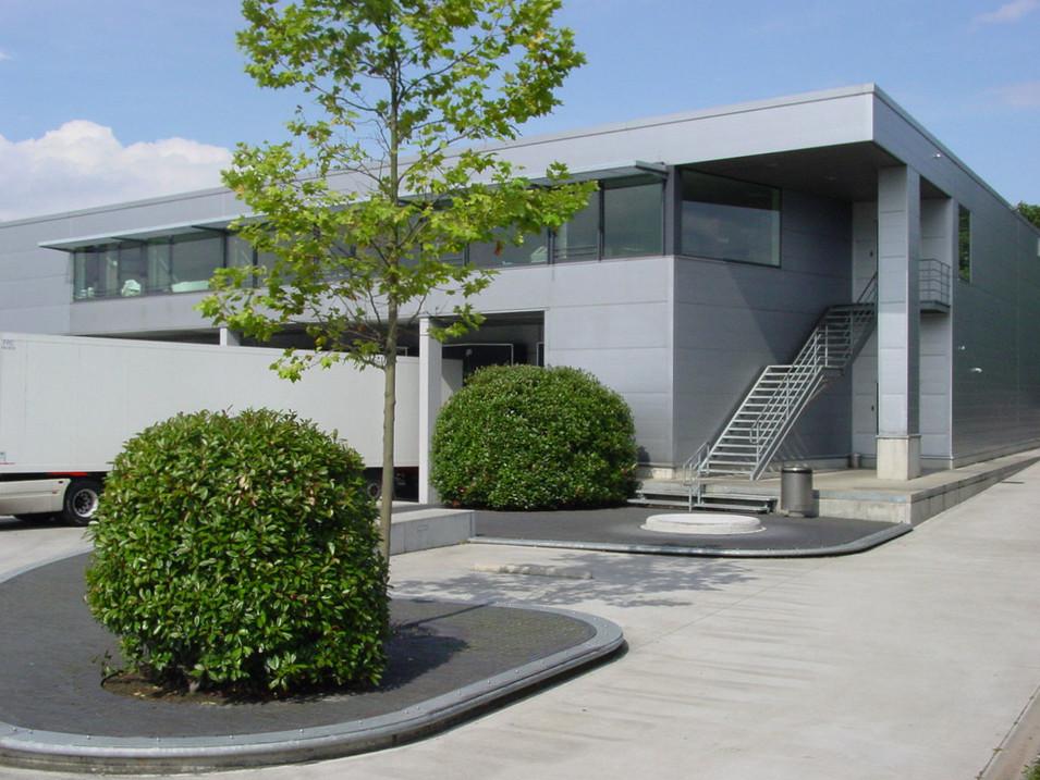 warehouse & office sint-katelijne-waver