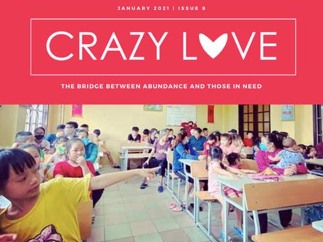 Newsletter: Issue 8 January 2021