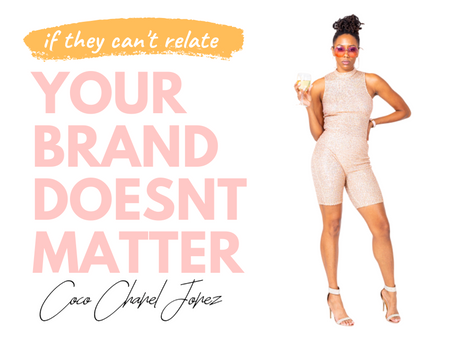 Your Brand Doesn't Matter!!