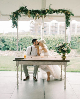mr and mrs sign, Melissa Blythe Photography