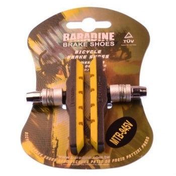Тормозные колодки Baradine 945V (72mm)