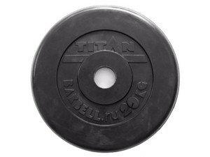 Диск для штанги Titan - 20 кг.