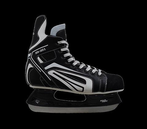 Коньки хоккейные BlackAqua HS-201 /Axel/